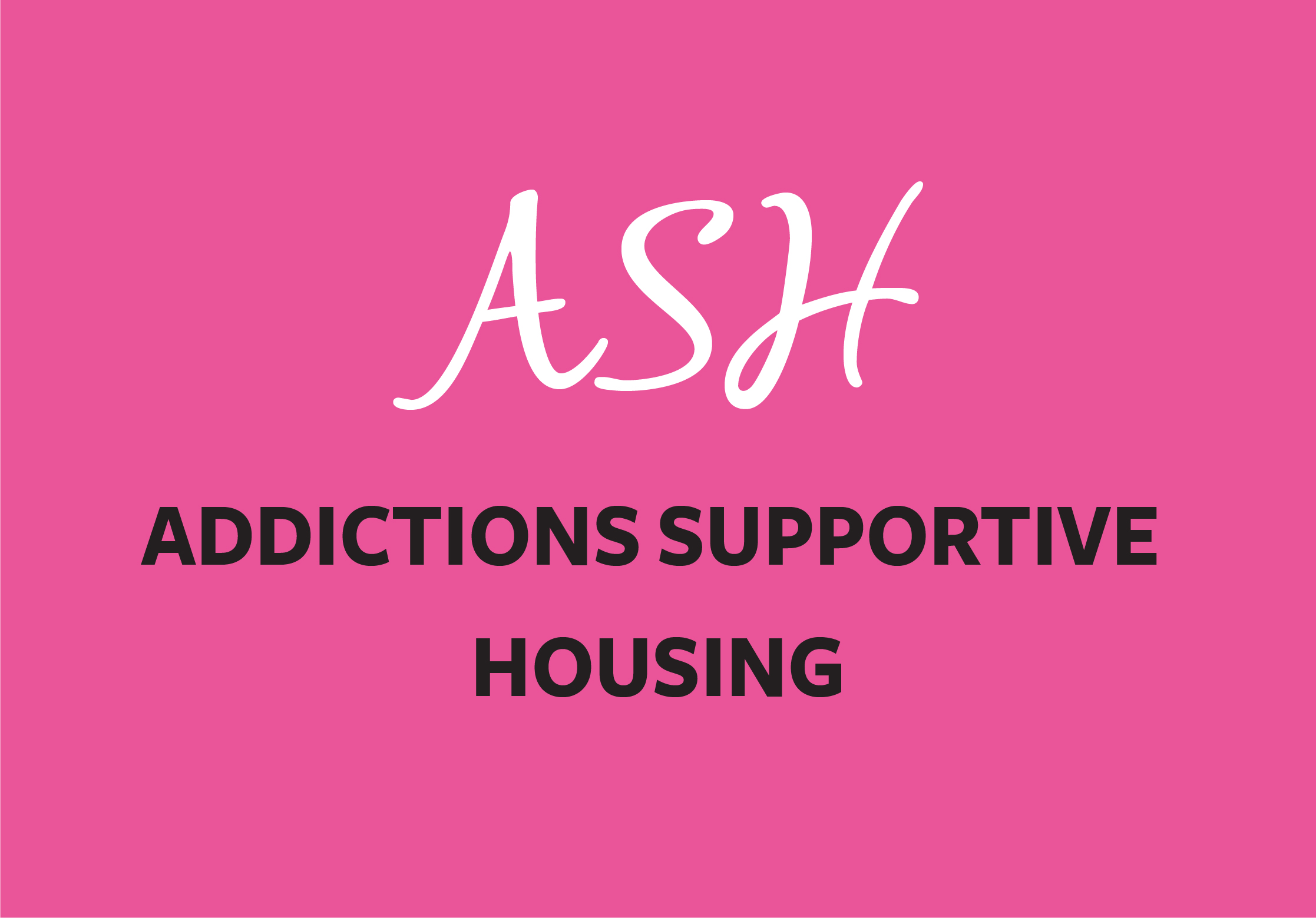 Link to Addictions Supportive Housing page