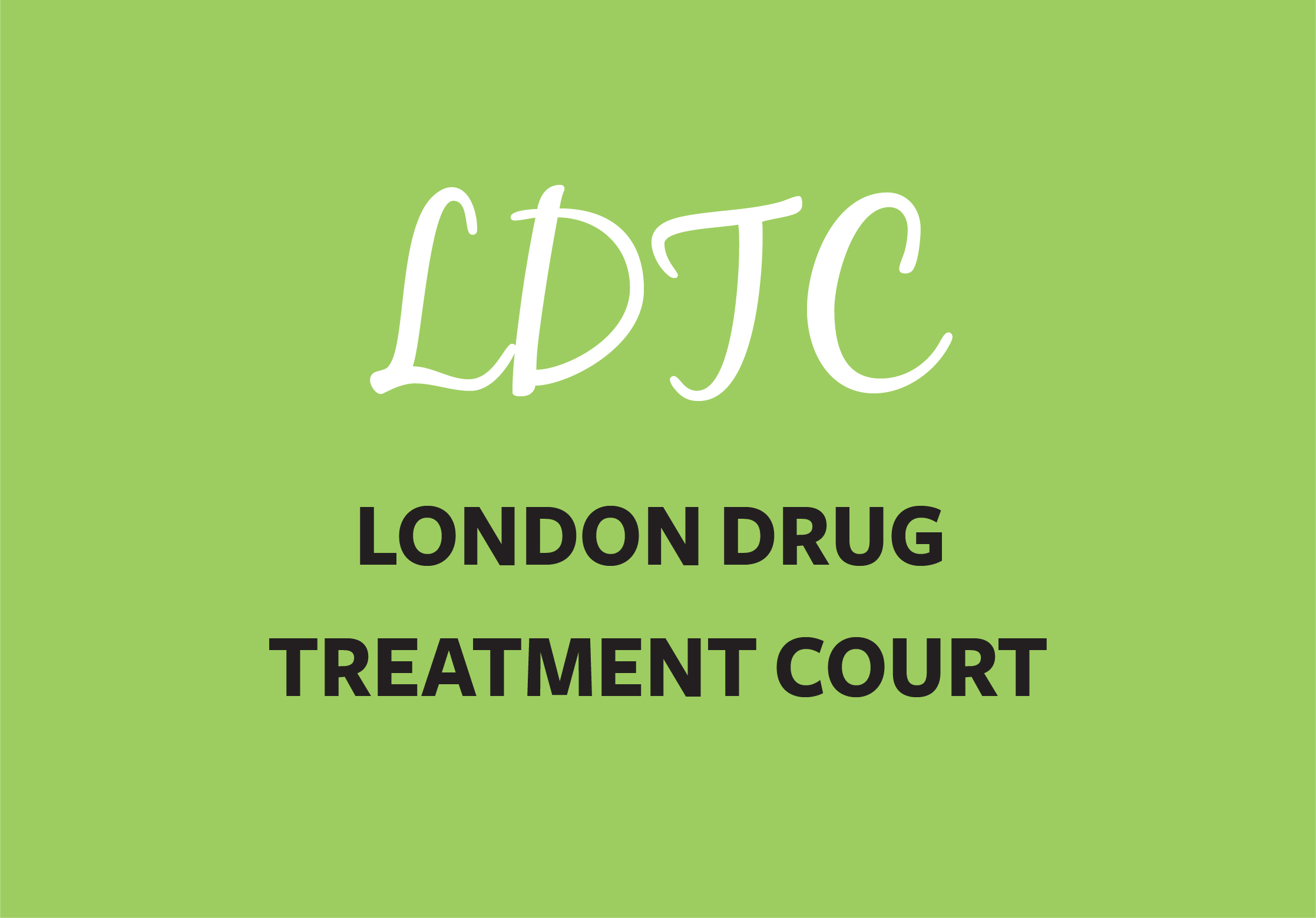 Link to London Drug Treatment Court page
